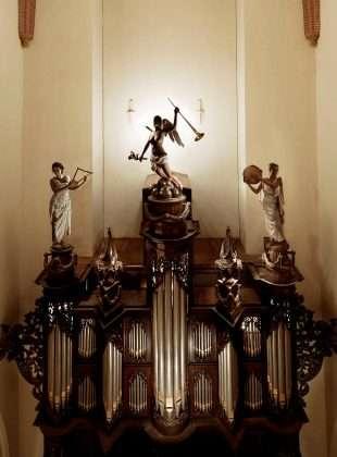 fotografie orgel hoog